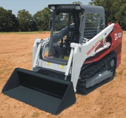 Мини-погрузчик Takeuchi TL120 NEW